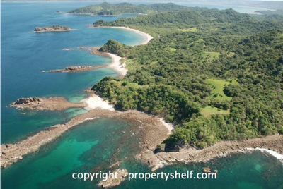 Deserted Beach and Ocean front Property Investment Opportunities