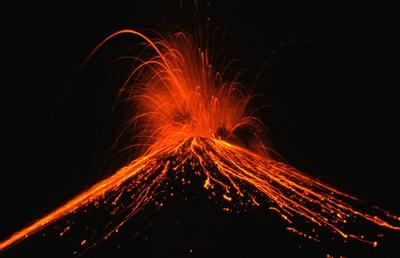 Arenal Volcano Costa Rica Rainforest Paradise